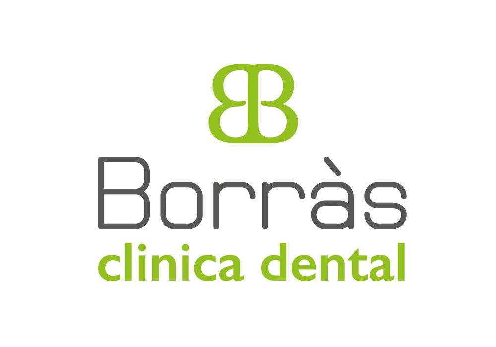 Imagen corporativa Borràs dental