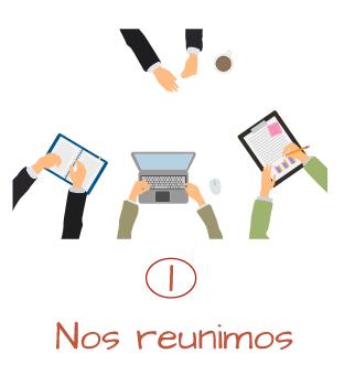Reunión Alunarte