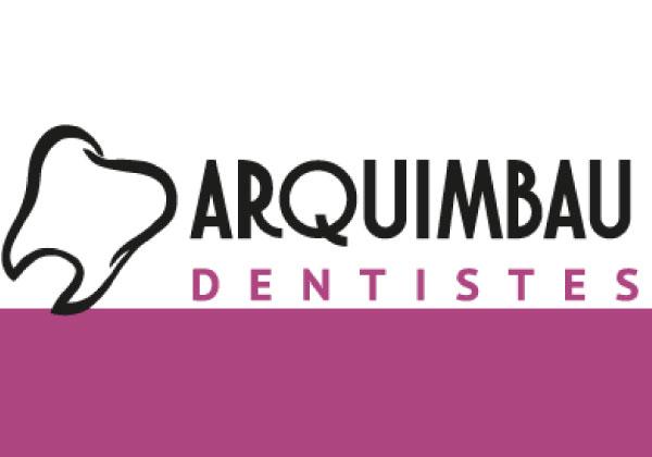 Logo clínica dental Arquimbau