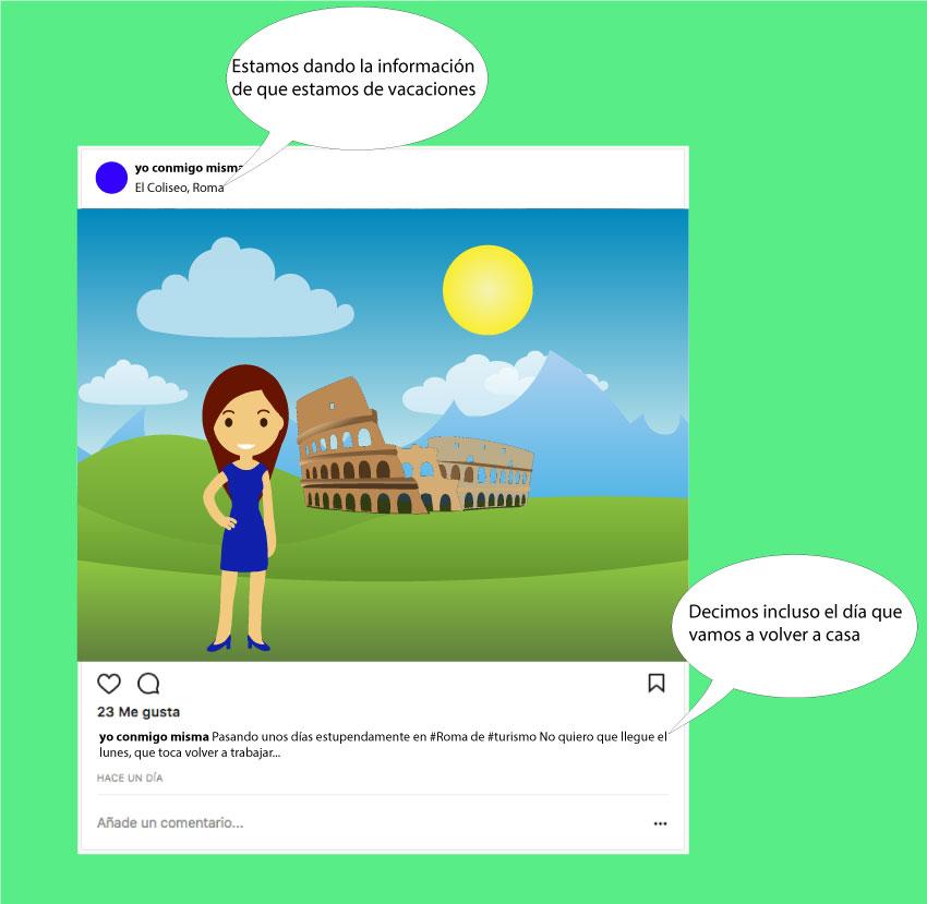 11 Claves para aumentar la seguridad en redes sociales vacaciones