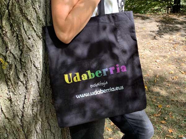 Bolsas de tela personalizadas | Alunarte diseño y comunicación | Vitoria-Gasteiz