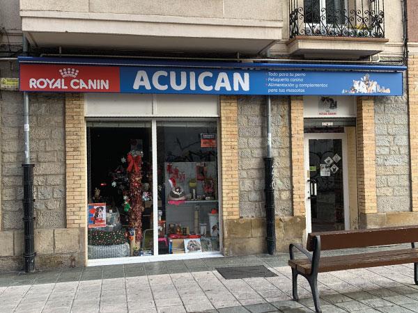 Diseño de rótulo para comercio | Vitoria-Gasteiz | Acuican