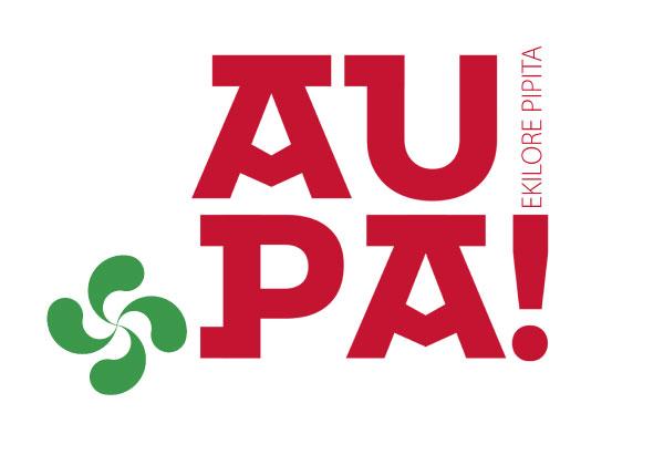 Logo Pipas AUPA | ALUNARTE | Vitoria-Gasteiz