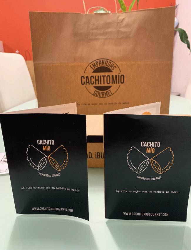Naming y diseño de imagen corporativa de Cachito Mío | Alunarte diseño y comunicación | Vitoria-Gasteiz